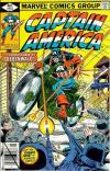 Captain America #237 comic books - cover scans photos Captain America #237 comic books - covers, picture gallery