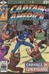 Captain America #240 comic books - cover scans photos Captain America #240 comic books - covers, picture gallery