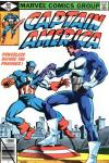 Captain America #241 comic books - cover scans photos Captain America #241 comic books - covers, picture gallery