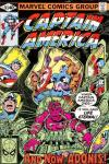 Captain America #243 comic books for sale