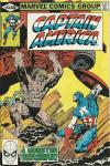 Captain America #244 comic books - cover scans photos Captain America #244 comic books - covers, picture gallery
