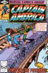 Captain America #246 comic books - cover scans photos Captain America #246 comic books - covers, picture gallery