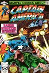 Captain America #247 comic books - cover scans photos Captain America #247 comic books - covers, picture gallery