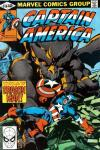 Captain America #248 comic books - cover scans photos Captain America #248 comic books - covers, picture gallery