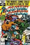 Captain America #249 comic books for sale