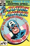 Captain America #250 comic books for sale
