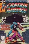 Captain America #251 comic books - cover scans photos Captain America #251 comic books - covers, picture gallery