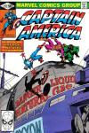 Captain America #252 comic books - cover scans photos Captain America #252 comic books - covers, picture gallery