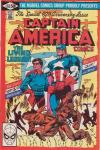Captain America #255 comic books - cover scans photos Captain America #255 comic books - covers, picture gallery
