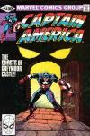 Captain America #256 comic books - cover scans photos Captain America #256 comic books - covers, picture gallery