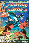 Captain America #258 comic books for sale