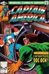 Captain America #259 comic books - cover scans photos Captain America #259 comic books - covers, picture gallery
