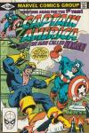 Captain America #261 comic books for sale
