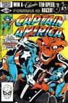 Captain America #263 comic books - cover scans photos Captain America #263 comic books - covers, picture gallery