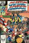 Captain America #264 comic books for sale
