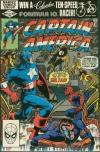 Captain America #265 comic books - cover scans photos Captain America #265 comic books - covers, picture gallery