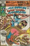 Captain America #266 comic books - cover scans photos Captain America #266 comic books - covers, picture gallery