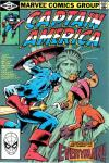 Captain America #267 comic books - cover scans photos Captain America #267 comic books - covers, picture gallery