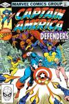 Captain America #268 comic books for sale