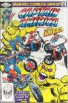 Captain America #269 Comic Books - Covers, Scans, Photos  in Captain America Comic Books - Covers, Scans, Gallery