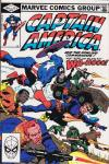 Captain America #273 comic books - cover scans photos Captain America #273 comic books - covers, picture gallery