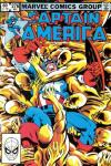 Captain America #276 comic books - cover scans photos Captain America #276 comic books - covers, picture gallery