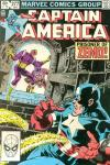 Captain America #277 comic books - cover scans photos Captain America #277 comic books - covers, picture gallery