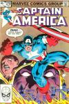 Captain America #278 comic books - cover scans photos Captain America #278 comic books - covers, picture gallery