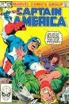 Captain America #279 comic books - cover scans photos Captain America #279 comic books - covers, picture gallery