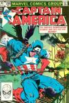 Captain America #280 comic books - cover scans photos Captain America #280 comic books - covers, picture gallery