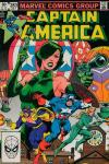 Captain America #283 comic books - cover scans photos Captain America #283 comic books - covers, picture gallery
