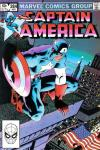 Captain America #284 comic books - cover scans photos Captain America #284 comic books - covers, picture gallery