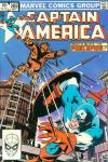 Captain America #285 comic books - cover scans photos Captain America #285 comic books - covers, picture gallery