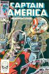 Captain America #286 comic books - cover scans photos Captain America #286 comic books - covers, picture gallery
