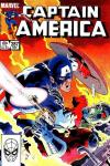 Captain America #287 comic books - cover scans photos Captain America #287 comic books - covers, picture gallery