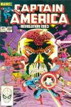 Captain America #288 comic books - cover scans photos Captain America #288 comic books - covers, picture gallery