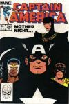 Captain America #290 comic books - cover scans photos Captain America #290 comic books - covers, picture gallery