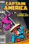 Captain America #291 comic books - cover scans photos Captain America #291 comic books - covers, picture gallery