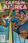Captain America #292 comic books - cover scans photos Captain America #292 comic books - covers, picture gallery