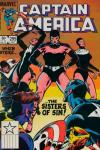 Captain America #295 comic books - cover scans photos Captain America #295 comic books - covers, picture gallery