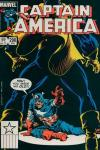 Captain America #296 comic books - cover scans photos Captain America #296 comic books - covers, picture gallery