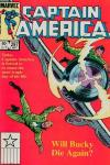 Captain America #297 comic books - cover scans photos Captain America #297 comic books - covers, picture gallery