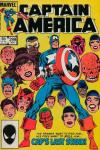 Captain America #299 comic books - cover scans photos Captain America #299 comic books - covers, picture gallery
