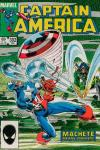 Captain America #302 comic books - cover scans photos Captain America #302 comic books - covers, picture gallery