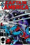 Captain America #304 comic books - cover scans photos Captain America #304 comic books - covers, picture gallery