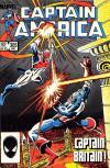 Captain America #305 comic books - cover scans photos Captain America #305 comic books - covers, picture gallery