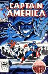 Captain America #306 comic books - cover scans photos Captain America #306 comic books - covers, picture gallery