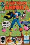 Captain America #307 comic books - cover scans photos Captain America #307 comic books - covers, picture gallery