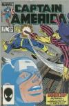 Captain America #309 comic books - cover scans photos Captain America #309 comic books - covers, picture gallery