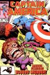Captain America #313 comic books - cover scans photos Captain America #313 comic books - covers, picture gallery